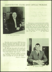 Page 10, 1955 Edition, Sedro Woolley High School - Kumtux Yearbook (Sedro Woolley, WA) online yearbook collection