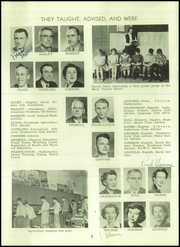 Page 12, 1955 Edition, Sedro Woolley High School - Kumtux Yearbook (Sedro Woolley, WA) online yearbook collection
