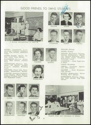 Page 13, 1955 Edition, Sedro Woolley High School - Kumtux Yearbook (Sedro Woolley, WA) online yearbook collection