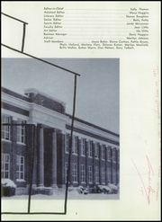 Page 7, 1955 Edition, Sedro Woolley High School - Kumtux Yearbook (Sedro Woolley, WA) online yearbook collection