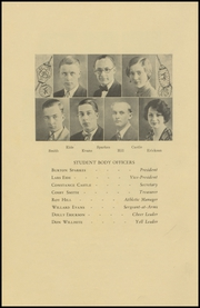 Page 14, 1928 Edition, Stanwood High School - Esaches Yearbook (Stanwood, WA) online yearbook collection