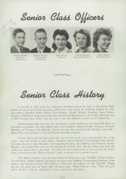 Page 12, 1944 Edition, Gig Harbor High School - Growler Yearbook (Gig Harbor, WA) online yearbook collection