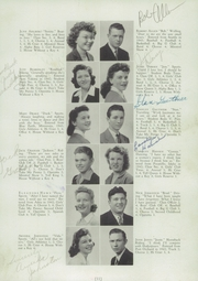 Page 13, 1944 Edition, Gig Harbor High School - Growler Yearbook (Gig Harbor, WA) online yearbook collection