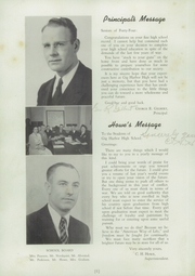 Page 8, 1944 Edition, Gig Harbor High School - Growler Yearbook (Gig Harbor, WA) online yearbook collection