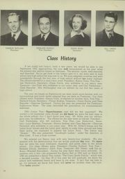 Page 14, 1946 Edition, Gig Harbor High School - Growler Yearbook (Gig Harbor, WA) online yearbook collection