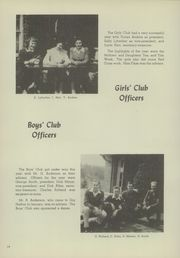Page 28, 1946 Edition, Gig Harbor High School - Growler Yearbook (Gig Harbor, WA) online yearbook collection