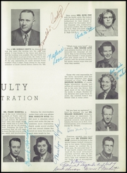 Page 11, 1953 Edition, Foster High School - Klahowyah Yearbook (Seattle, WA) online yearbook collection