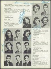 Page 16, 1953 Edition, Foster High School - Klahowyah Yearbook (Seattle, WA) online yearbook collection