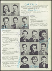 Page 17, 1953 Edition, Foster High School - Klahowyah Yearbook (Seattle, WA) online yearbook collection