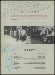 Page 6, 1953 Edition, Foster High School - Klahowyah Yearbook (Seattle, WA) online yearbook collection