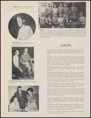 Page 12, 1957 Edition, Foster High School - Klahowyah Yearbook (Seattle, WA) online yearbook collection