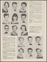 Page 14, 1957 Edition, Foster High School - Klahowyah Yearbook (Seattle, WA) online yearbook collection