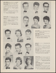 Page 16, 1957 Edition, Foster High School - Klahowyah Yearbook (Seattle, WA) online yearbook collection