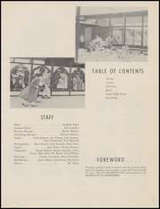 Page 7, 1957 Edition, Foster High School - Klahowyah Yearbook (Seattle, WA) online yearbook collection