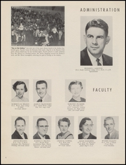 Page 8, 1957 Edition, Foster High School - Klahowyah Yearbook (Seattle, WA) online yearbook collection