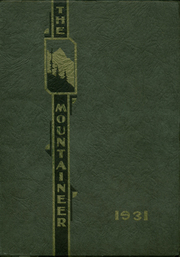 Page 1, 1931 Edition, White River High School - Yearbook (Buckley, WA) online yearbook collection