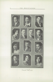 Page 10, 1931 Edition, White River High School - Yearbook (Buckley, WA) online yearbook collection