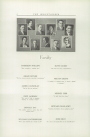Page 14, 1931 Edition, White River High School - Yearbook (Buckley, WA) online yearbook collection