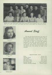 Page 12, 1948 Edition, White River High School - Yearbook (Buckley, WA) online yearbook collection