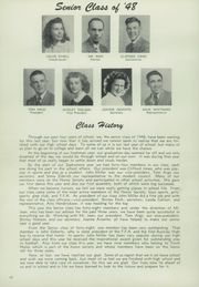 Page 14, 1948 Edition, White River High School - Yearbook (Buckley, WA) online yearbook collection