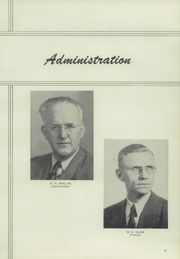 Page 9, 1948 Edition, White River High School - Yearbook (Buckley, WA) online yearbook collection