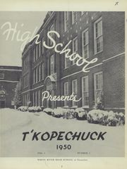 Page 7, 1950 Edition, White River High School - Yearbook (Buckley, WA) online yearbook collection