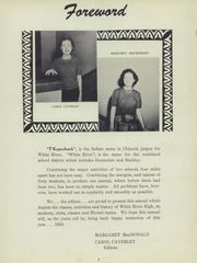 Page 9, 1950 Edition, White River High School - Yearbook (Buckley, WA) online yearbook collection