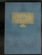 1926 Edition, Fife High School - Illahee Yearbook (Fife, WA)