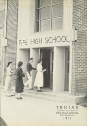 Page 5, 1951 Edition, Fife High School - Illahee Yearbook (Fife, WA) online yearbook collection
