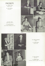 Page 9, 1956 Edition, Fife High School - Illahee Yearbook (Fife, WA) online yearbook collection
