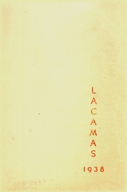 1938 Edition, Camas High School - La Camas Yearbook (Camas, WA)