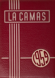 1959 Edition, Camas High School - La Camas Yearbook (Camas, WA)