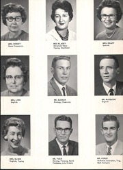 Page 13, 1965 Edition, Camas High School - La Camas Yearbook (Camas, WA) online yearbook collection