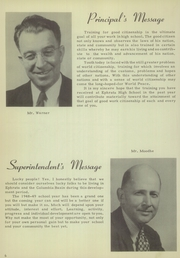 Page 12, 1949 Edition, Ephrata High School - Tiger Yearbook (Ephrata, WA) online yearbook collection