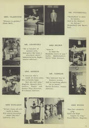 Page 15, 1949 Edition, Ephrata High School - Tiger Yearbook (Ephrata, WA) online yearbook collection