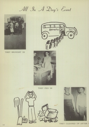 Page 16, 1949 Edition, Ephrata High School - Tiger Yearbook (Ephrata, WA) online yearbook collection