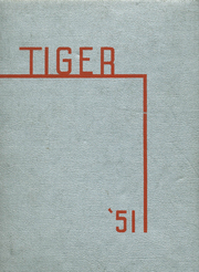 1951 Edition, Ephrata High School - Tiger Yearbook (Ephrata, WA)