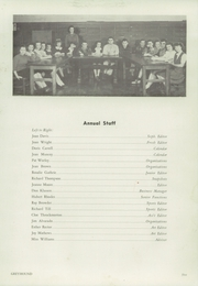 Page 9, 1945 Edition, Grandview High School - Greyhound Yearbook (Grandview, WA) online yearbook collection