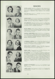 Page 14, 1950 Edition, Grandview High School - Greyhound Yearbook (Grandview, WA) online yearbook collection
