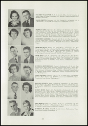 Page 15, 1950 Edition, Grandview High School - Greyhound Yearbook (Grandview, WA) online yearbook collection