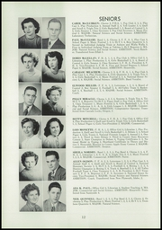 Page 16, 1950 Edition, Grandview High School - Greyhound Yearbook (Grandview, WA) online yearbook collection