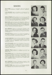 Page 17, 1950 Edition, Grandview High School - Greyhound Yearbook (Grandview, WA) online yearbook collection