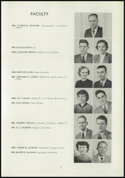 Page 7, 1950 Edition, Grandview High School - Greyhound Yearbook (Grandview, WA) online yearbook collection