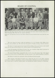 Page 9, 1950 Edition, Grandview High School - Greyhound Yearbook (Grandview, WA) online yearbook collection
