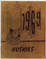 1969 Edition, Othello High School - Huskie Yearbook (Othello, WA)