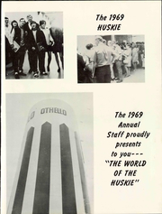 Page 7, 1969 Edition, Othello High School - Huskie Yearbook (Othello, WA) online yearbook collection
