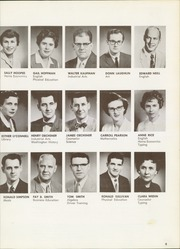 Page 13, 1961 Edition, W F West High School - Chehalin Yearbook (Chehalis, WA) online yearbook collection