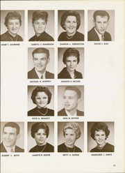 Page 15, 1961 Edition, W F West High School - Chehalin Yearbook (Chehalis, WA) online yearbook collection