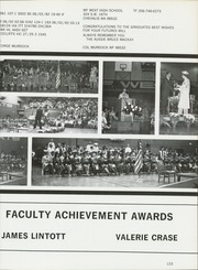 Page 127, 1982 Edition, W F West High School - Chehalin Yearbook (Chehalis, WA) online yearbook collection