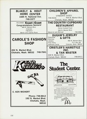 Page 136, 1982 Edition, W F West High School - Chehalin Yearbook (Chehalis, WA) online yearbook collection